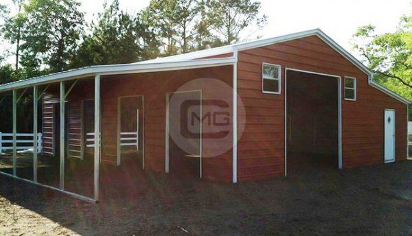 20x46x10-carolina barn