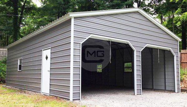 22x26x10-vertical-roof-garage