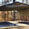26'wx41'lx12'h-triple-wide-carport
