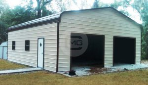 22x31x10-enclosed-garage