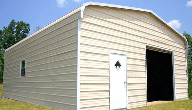 Rv Garage With Options 72818da: Single Car Garages For Sale At Affordable
