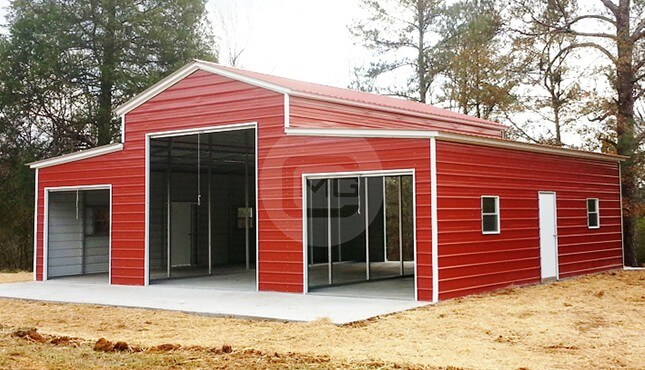 vertical-roof-carolina-barn-42x36x14