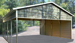 Storage Carport Shed