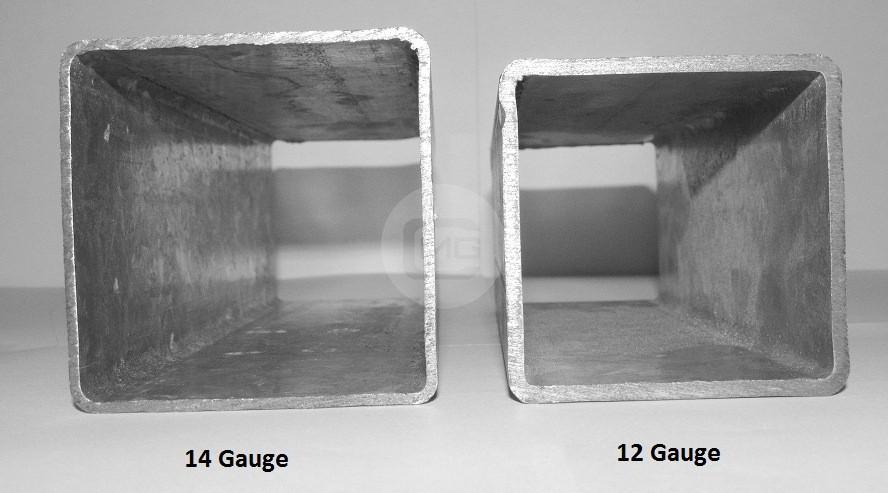 12 Gauge - 14 Gauge