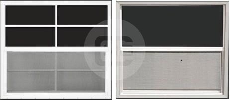 Metal Garage Window (2)