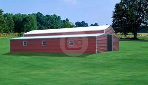 Red Carolina Barn