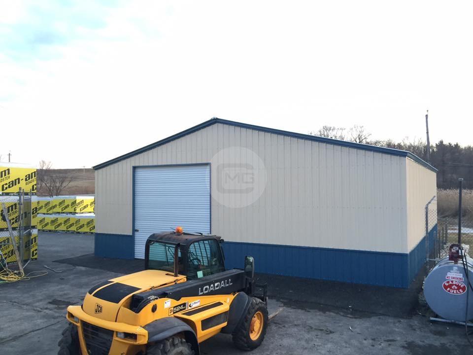 Three car metal garages metal garages for 3 cars for Metal 3 car garage