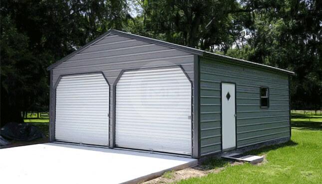 22x26x9-vertical-roof-garage