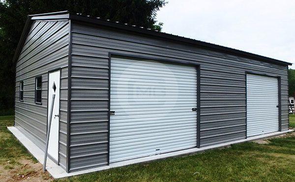 22x31x10 Side Entry Garage