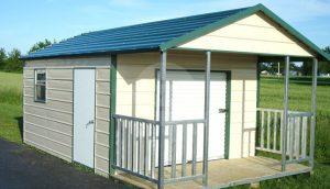 12x12 Outdoor Storage Building