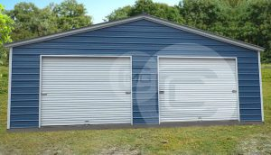 Two Car Garage FL-2