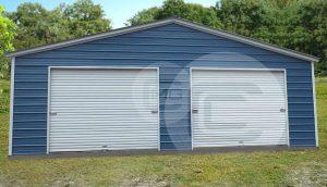 Two Car Garage FL-2