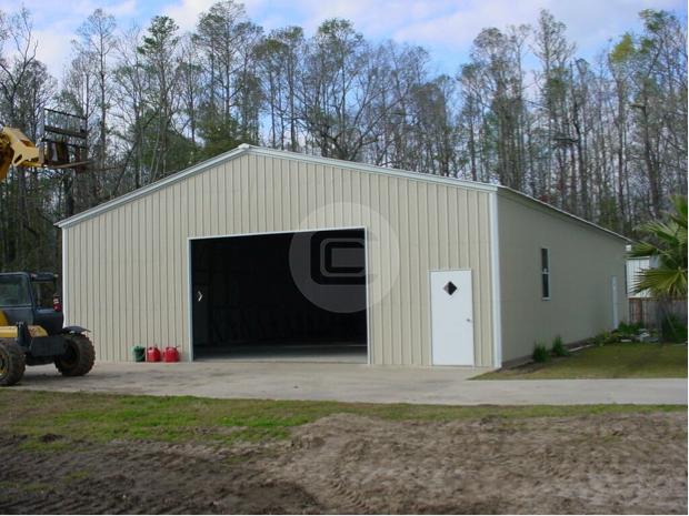 32x52x12 Large Garage Building Garage Central