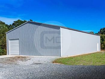 Metal garages prefabricated and steel garage buildings for 40x80 steel building