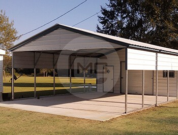 Metal carports central texas