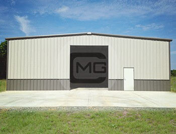 40x40 commercial garage prefab rv garage for 40x40 garage
