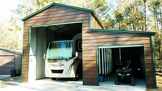 RV/Trailer Parking Garages