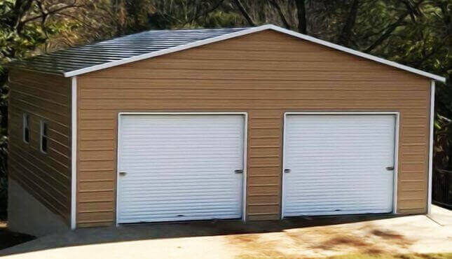 Metal Garages for Sale