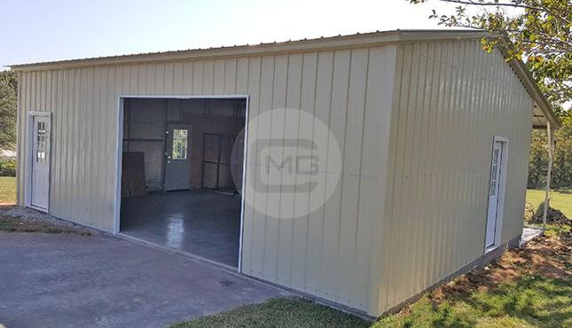 24x31x11-garage-with-dog-kennel