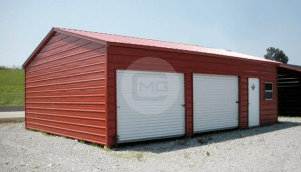24x36-side-load-metal-garage