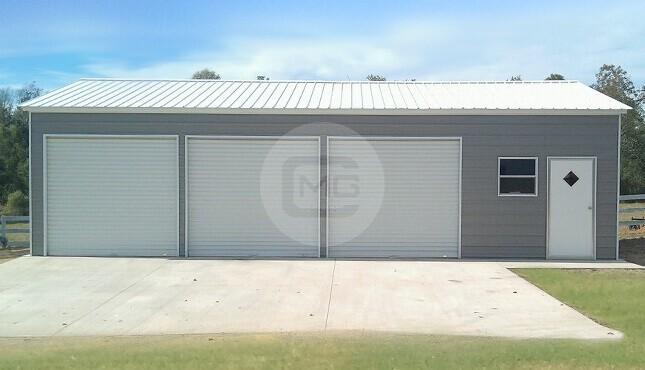 3 Car Garage Three Car Metal Garages For Sale At