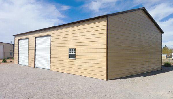 24x40 Metal Car Garage