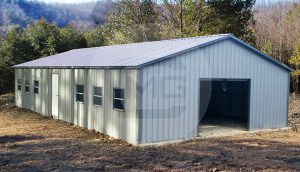 26x50 Garage Building
