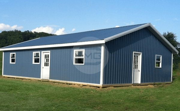 30x41 Prefab Metal Home Prefab Steel Home Building