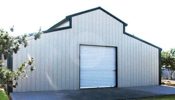 36x50 Barn Building