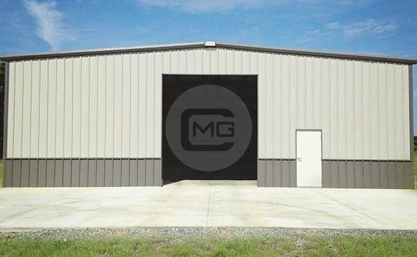 Prefab Metal Garage Building