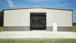 40x40 Commercial Garage