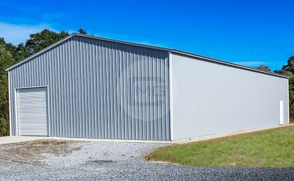 40x80 Commercial Garage | 40x80 Metal Garage Building