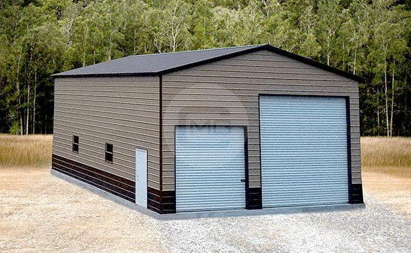 30x40 Large Garage Building Commercial Metal Garage