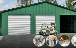 5 Effective Maintenance Tips for Your Metal Garage