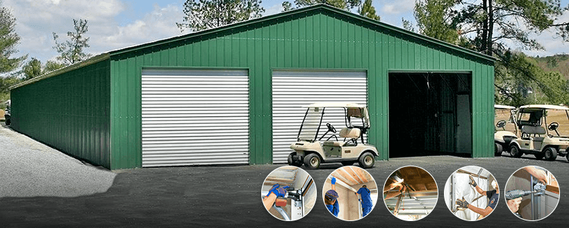 5 Effective Maintenance Tips for Your Metal Garage