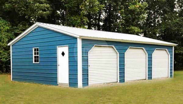 22x36-three-car-side-entry-garage