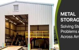 Metal Storage Sheds – Solving Storage Problems All Across America