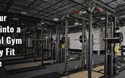 Turn Your Garage into a Personal Gym and Stay Fit at Home!