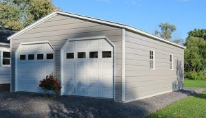 22x30-two-car garage-side-view