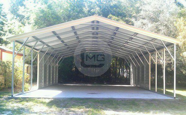 24x41 Metal Carport