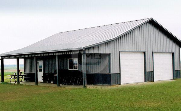 42x41 Custom Metal Building