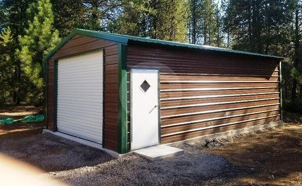 Metal Garage Prices Prefab Metal Garages And Steel Garage