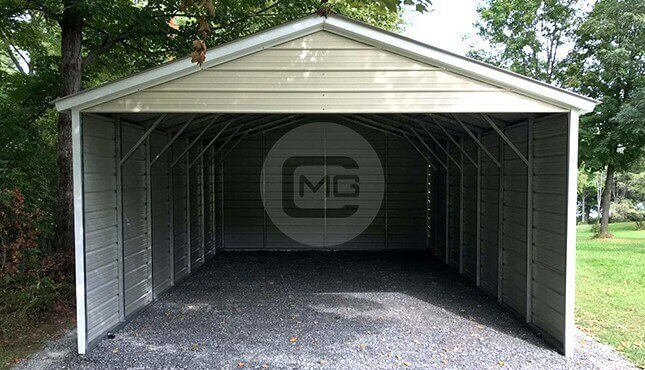 18x30-three-sided carport