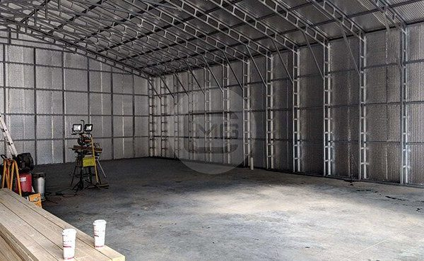60x60 Metal Building 60 Wide Commercial Building Price