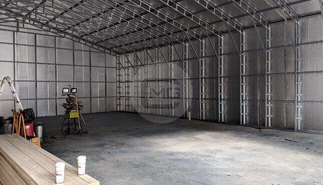 Metal Garages Prefab Metal Garage Steel Garage