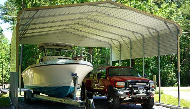 24x26 Regular Carport
