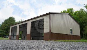 30x41 Side Entry Garage