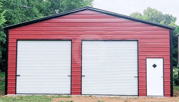 30x61 Steel Garage