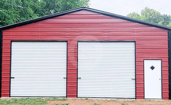 30 X 61 Steel Garage Building 30 X 61 Garage Prices
