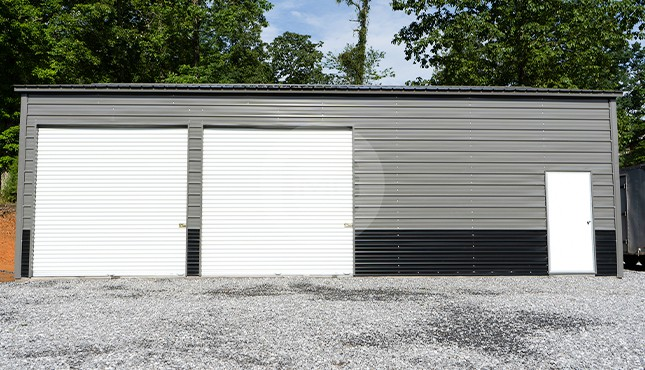 Metal Garages Connecticut CT | Steel Garage Buildings Connecticut